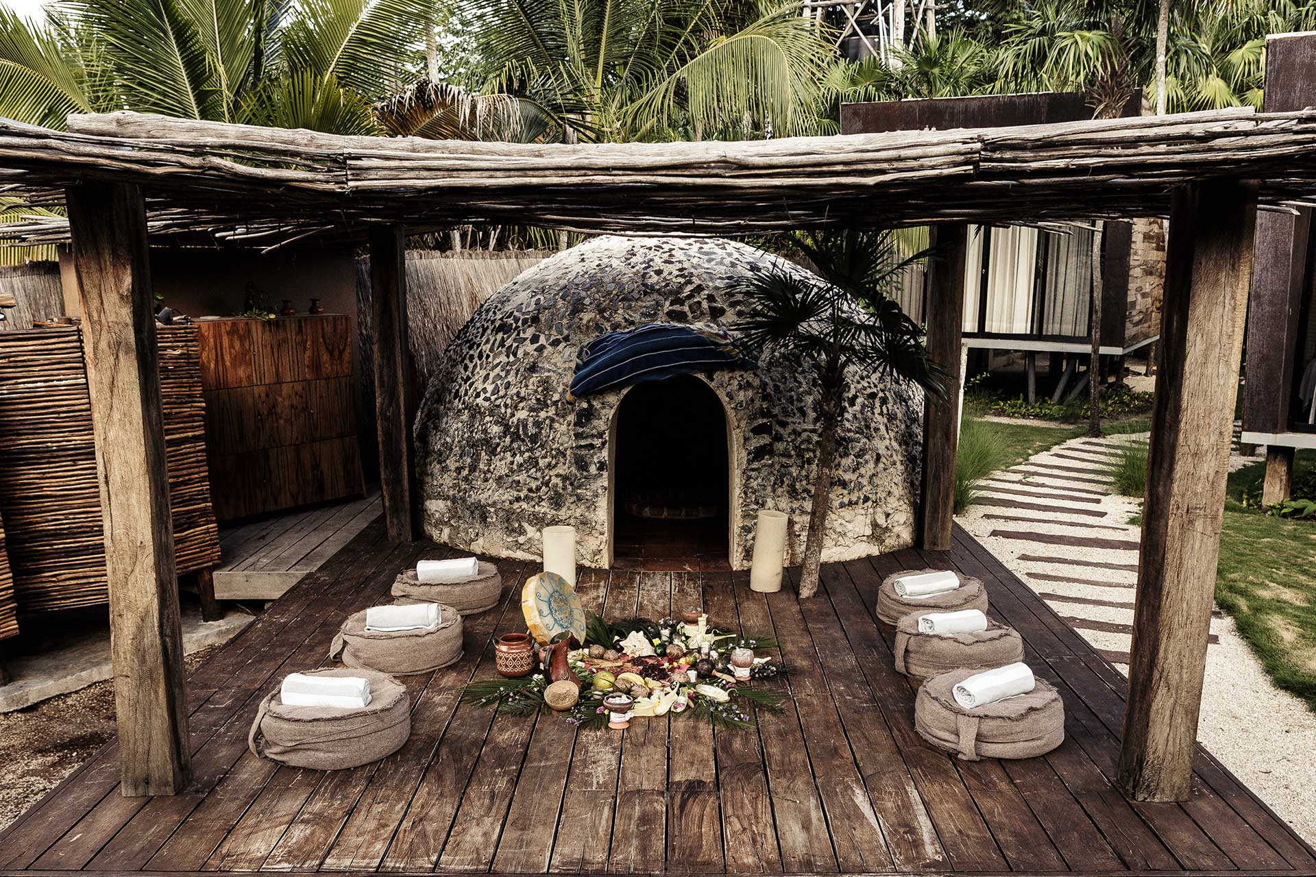 (English) Temazcal